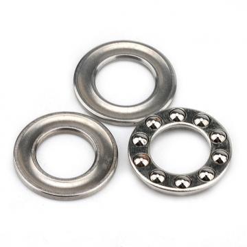 38 mm x 80 mm x 34.5 mm  KBC SDA0103 angular contact ball bearings