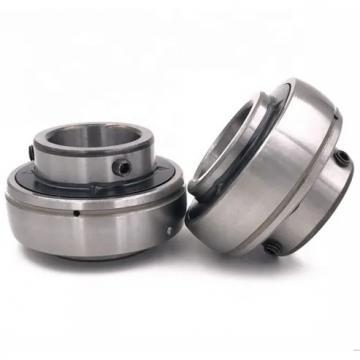 40 mm x 76 mm x 33 mm  ISO DAC40760033 angular contact ball bearings