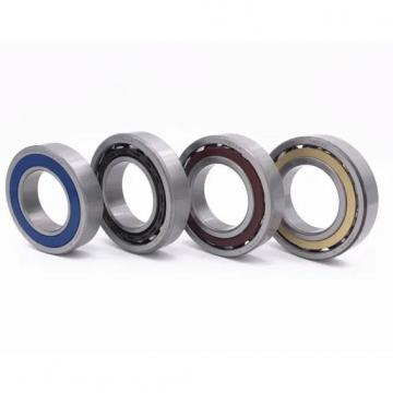 12 mm x 28 mm x 8 mm  NACHI 7001 angular contact ball bearings